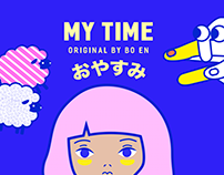 Bo en - My Time music video