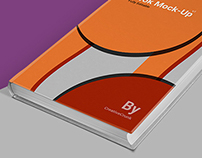 Free: Book Cover Psd Mockup v1