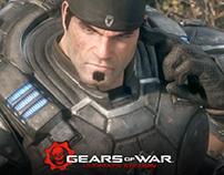 Gears of War: Ultimate Edition  // Cinematic Reel