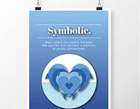 Semiotics Poster Set