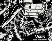 Vans X Two Feet Undr