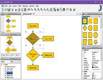 Tổng hợp những phần mềm vẽ sơ đồ miễn phí cho windows