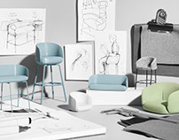 +Halle — Nest Collection