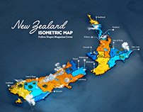Isometric Map (FH - NZ)