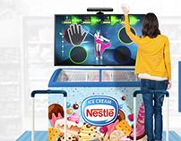 Nestlé Ice Cream POS Tech Innovation Concepts
