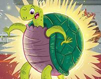 Storytime Magazine: Tortoise's New Home