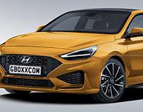 2020 Hyundai i30 Fastback reStyle