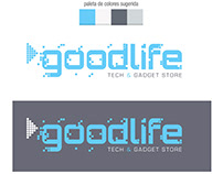 Goodlife » Propuesta para isologotipo