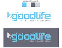 Goodlife » Propuesta para isologotipo
