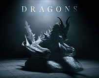 DRAGONS - 3D opening