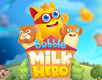 Bubble Milk Hero