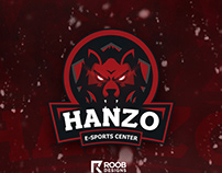 Hanzo E-Sports - Logo + Animation