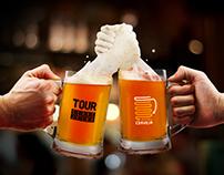 Parceria Rota da Cerveja e Tour Cervejeiro