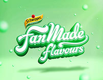 Schweppes Fan-Made Flavours