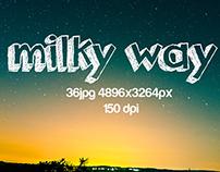 milky way projet