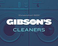 Gibson's Cleaners