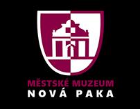 Logo Městské Muzeum Nová Paka