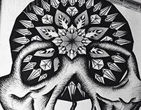 """""""Mandala for Mum""""- 2014"""