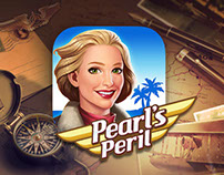 Pearl's Peril – Hidden Object game
