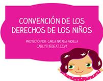 Convención de los Derechos de los Niños