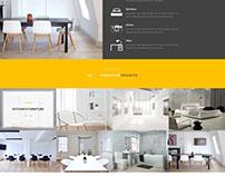 webiste bán đồ nội thất