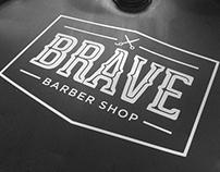 Brave - barber shop