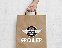 Logo proposal for Spoiler Store
