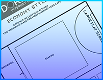 Doran's Internet Cafe - Floor Plans