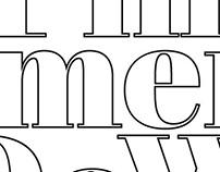 Philip Elmer-DeWitt Apple 3.0 Wordmark Logos