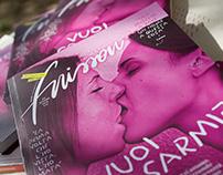 Frisson Magazine #5 - Cover & Design Consultant / 2020