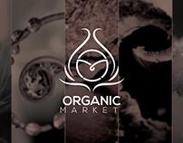 Organic Market - Logo