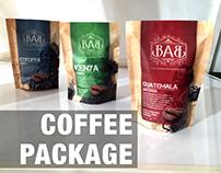 BAB Coffee Branding