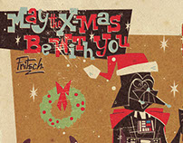 May the Xmas be with you !