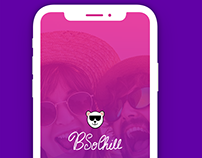 Re-Design App for BSoChill : Earning Money & Points