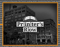 The Timeline of Printers Row & Chicago Sports