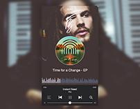 [UI] Music Player