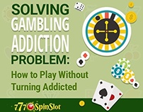 Gambling Addiction: infographics