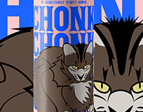 Brewery Twenty Five - Chonk Hazy DIPA Label