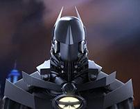 BATMAN REDSIGN