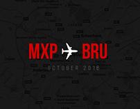MXP - BRU