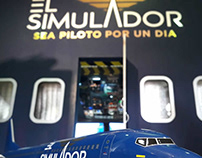 El Simulador - Flight Simulator