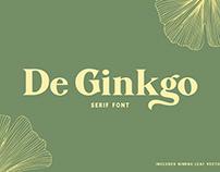 De Ginkgo Font