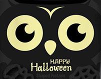 Snyder's of Hanover Glow-in-the-Dark Halloween Design