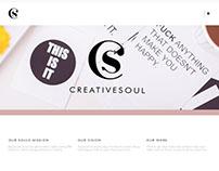 Digital Ad Agency Web Theme - CREATIVESOUL