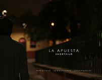 """Behind the scenes """" La Apuesta"""""""