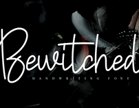 FREE | Bewitched Font