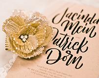 Wedding: Jacinda + Patrick