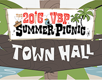 VB&P Summer Picnic 2016 (Animated Slides)