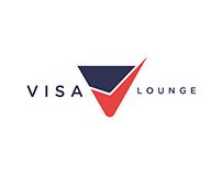 Visa Lounge - Logo