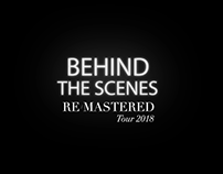 Behind the Scenes Remastered Tour 2018 GDL